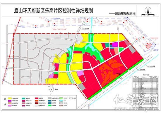 关于《清水南片区控制性详细规划》的公示