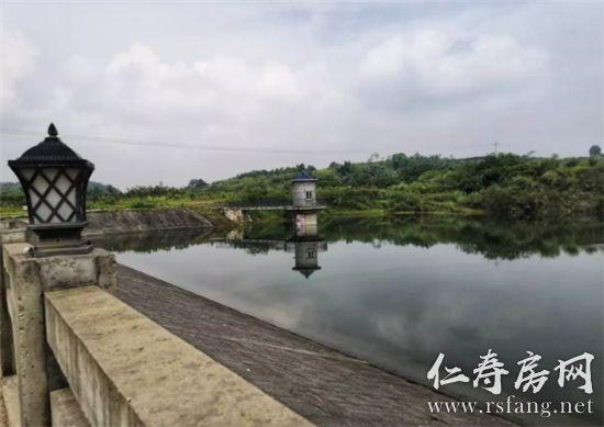 总投资6570余万元 !仁寿龙池寺水库已通过验收!