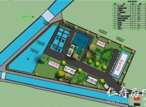 东坡区复兴污水处理站规划设计方案曝光!