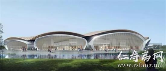 青神国际竹产业展览中心建设有序推进