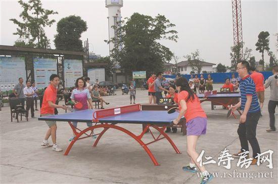 建好体育场馆和健身设施 方便群众家门口健身