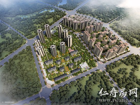 关于融创璟凌溪规划设计方案的批前公示