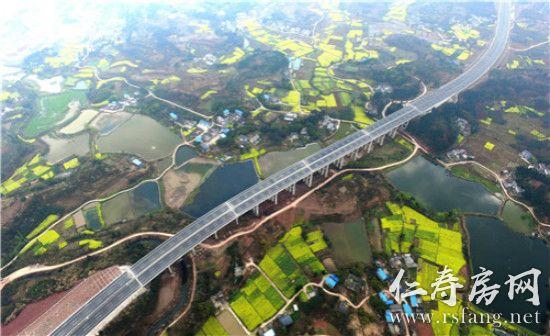 简蒲高速公路10月8日零时起正式收取车辆通行费