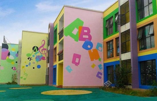 家长们快看!眉山天府新区的普惠幼儿园有这些!