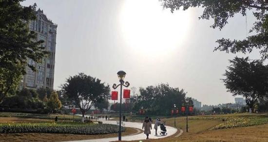 建设眉山城市副中心,仁寿城市发展很给力!