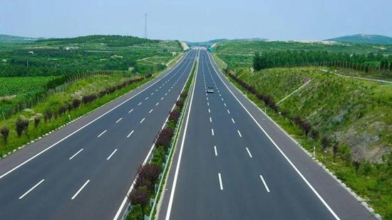 爽!双向6车道,又一条新高速将要途经仁寿!